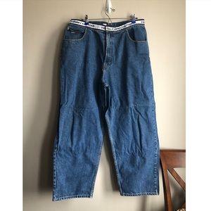 Vtg Tommy Hilfiger Jeans